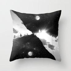 Wanderers Throw Pillow