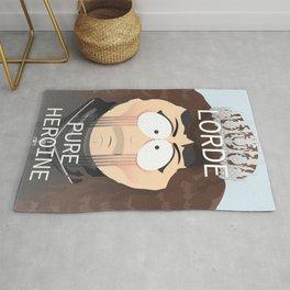 Randy Marsh Lorde Poster Rug