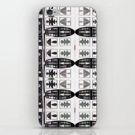 Internet of Everything Optical Illusions iPhone Skin