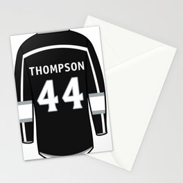 Nate Thompson Jersey Stationery Cards
