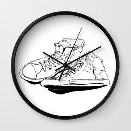 All-Stars 3 Wall Clock