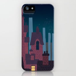Trackless Jungle iPhone Case