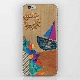 Smooth Sailing iPhone Skin