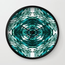 The Native within... Wall Clock