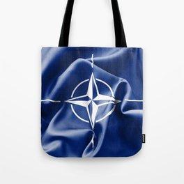 NATO Flag Tote Bag