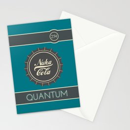Nuka Cola Quantum Stationery Cards