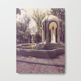 Roma Norte - Mexico City photography print Metal Print