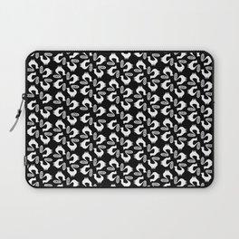 Snooty pattern Laptop Sleeve