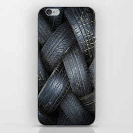 Tyres iPhone Skin