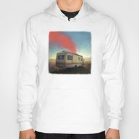 breaking Hoodies featuring breaking bad by robotrake
