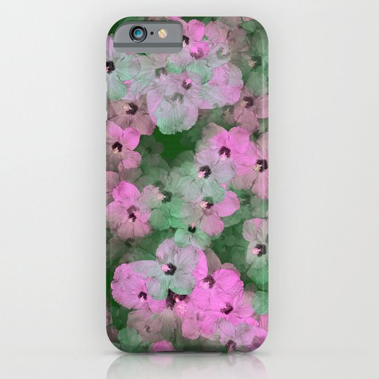 Floral Passion iPhone & iPod Case