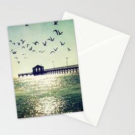 Glistening Stationery Cards
