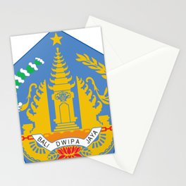 BALI FLAG Stationery Cards