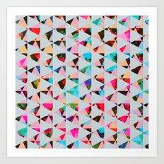 Indie Mute Art Print