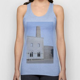 Industrial House Unisex Tank Top