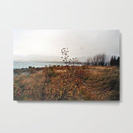 Lake Tekapo: May Blues Metal Print