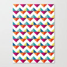 Geometric Pattern 02 Canvas Print