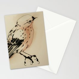 Passerine C Stationery Cards