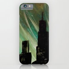 Gold Chicago iPhone 6s Slim Case