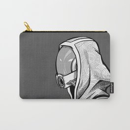 Tali - B&W profile Carry-All Pouch