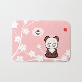 Panda's Attachment Bath Mat