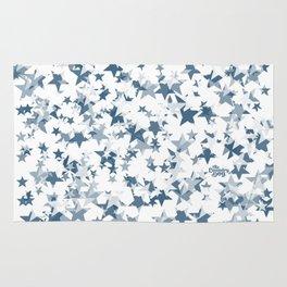 Frozen Stars Rug