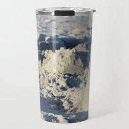 Sandcastles Travel Mug