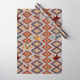 Desert World Wrapping Paper