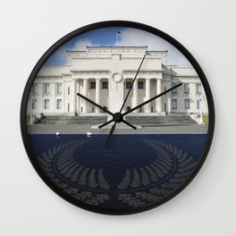 Auckland Lest we forget Wall Clock