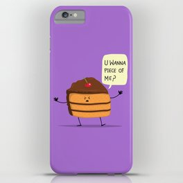 Trouble Caker! iPhone Case