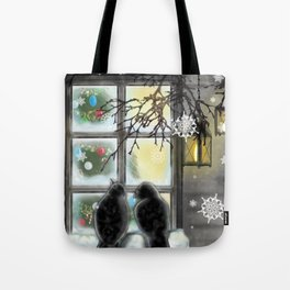 Warmth from Within Tote Bag