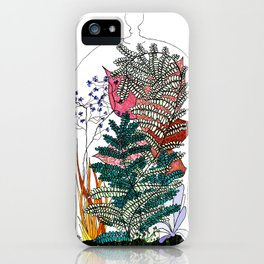 """Verve""/ Ecosphere iPhone Case"