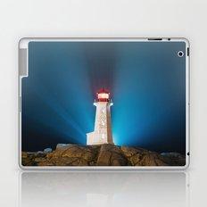 Light in Fog Laptop & iPad Skin