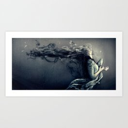 Selective Amnesia Art Print