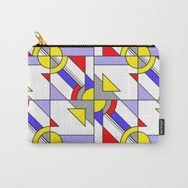 Pop Art Pattern Carry-All Pouch