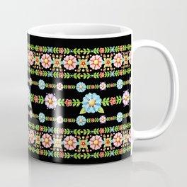 Millefiori Boho Chic Stripe Coffee Mug