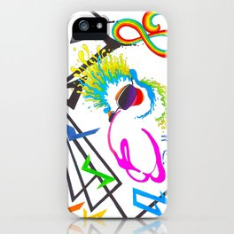 Jammin' Camel iPhone Case