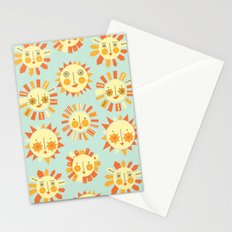 Let it shine Stationery Cards