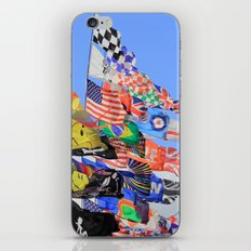 Fly the Flag iPhone & iPod Skin