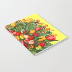 Tulip Bouquet Notebook