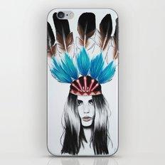 Enola iPhone & iPod Skin