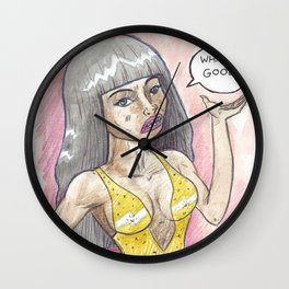 What's Good? Wall Clock