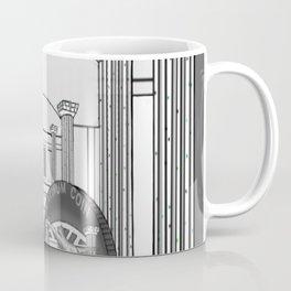 Necropolis Coins Palladium and Platinum 2 Coffee Mug