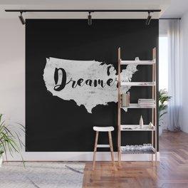 Dreamer USA Wall Mural