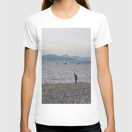 Kits Beach 1 T-shirt