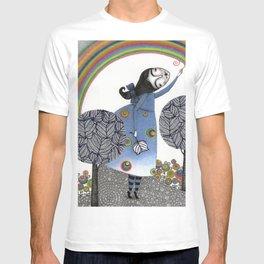 Rainbow Mine (3) T-shirt