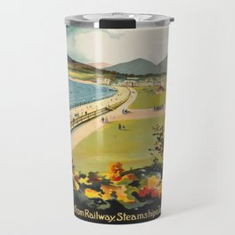Vintage poster - Ireland Travel Mug