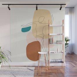 Summer Dance I Wall Mural