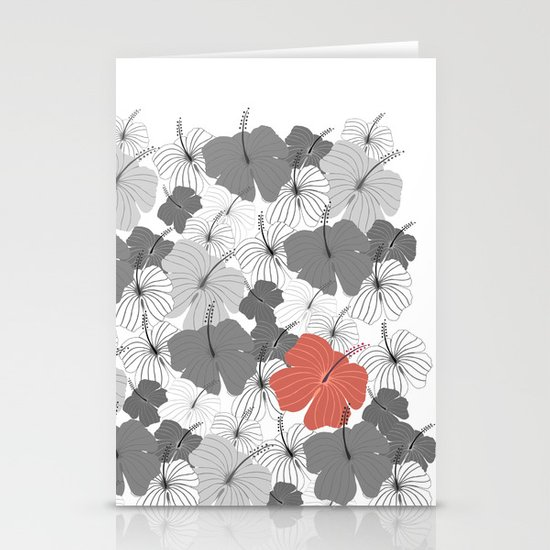 c13 standing out Stationery Cards
