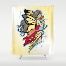 Little fairy Shower Curtain
